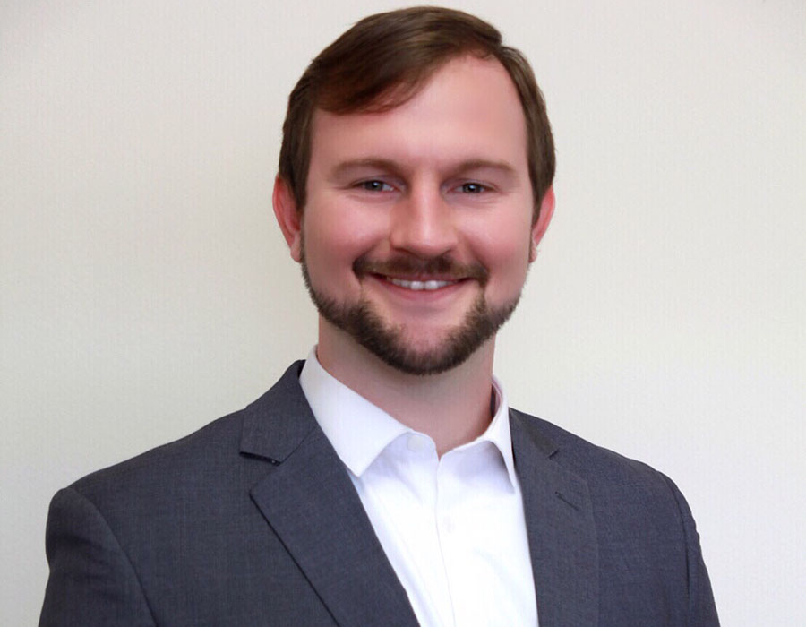 A headshot picture of Realtor Jake Wiebold