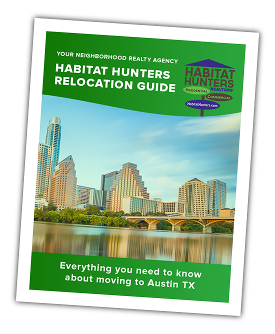 Cover image of the Habitat Hunters Relocation Guide