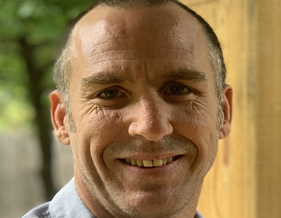 A headshot picture of Habitat Hunters Realtor Tim Strawn