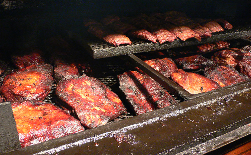 Barbecue in Lockhart, TX
